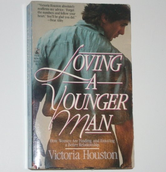 Loving a Younger Man by VICTORIA HOUSTON 1989