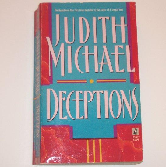 Deceptions by JUDITH MICHAEL 1983