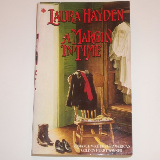 A Margin in Time by LAURA HAYDEN Time Travel Romance 1995