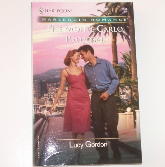 The Monte Carlo Proposal by LUCY GORDON Harlequin Romance 3831 Feb 2005