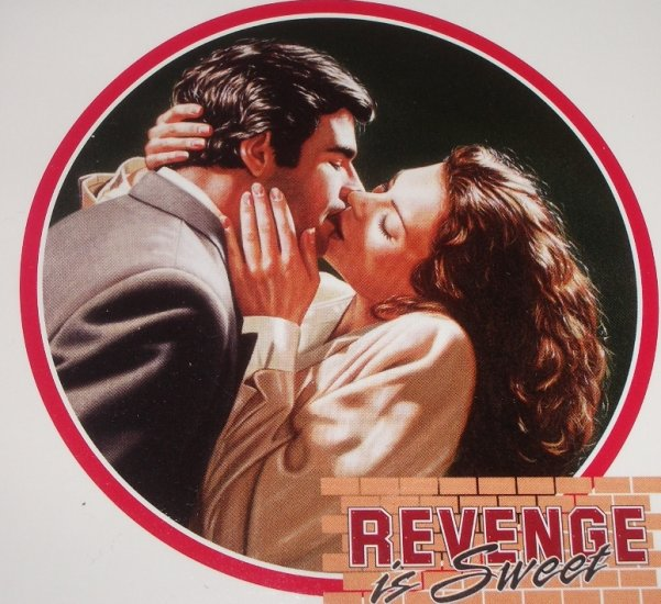 Getting Even by SHARON KENDRICK Harlequin Presents 1945 March 1998 Revenge is Sweet Series
