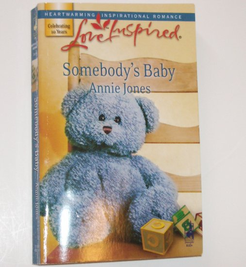 Somebody's Baby by ANNIE JONES Love Inspired Christian Romance Sep07