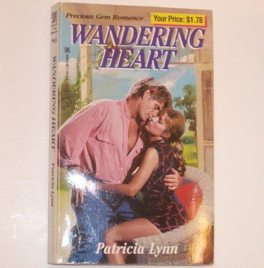 Wandering Heart by PATRICIA LYNN Precious Gem Romance #45 1996