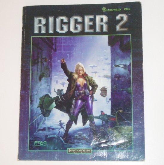 Shadowrun Rigger 2 by JONATHAN SZETO 1997