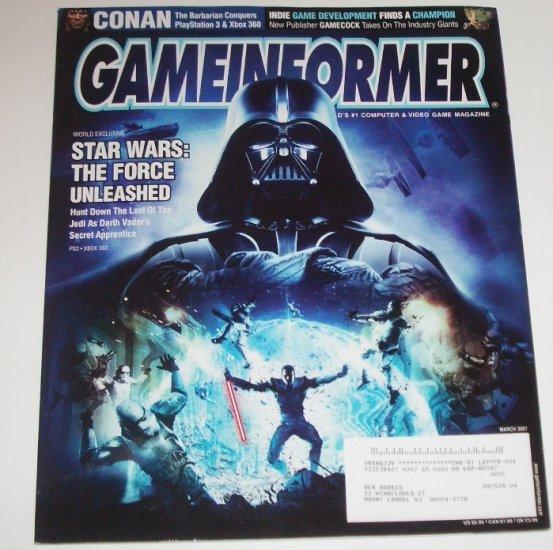 Game Informer Magazine March 2007