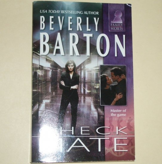 Check Mate by BEVERLY BARTON Silhouette Family Secrets 2003