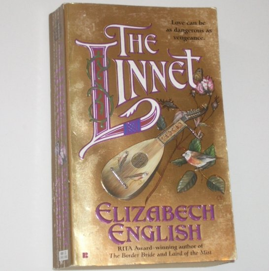 The Linnet by ELIZABETH ENGLISH Historical Medieval Scottish Romance 2004