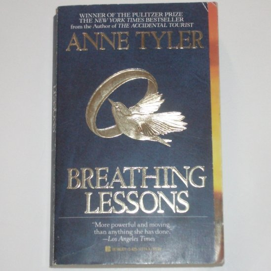 Breathing Lessons by ANNE TYLER 1989