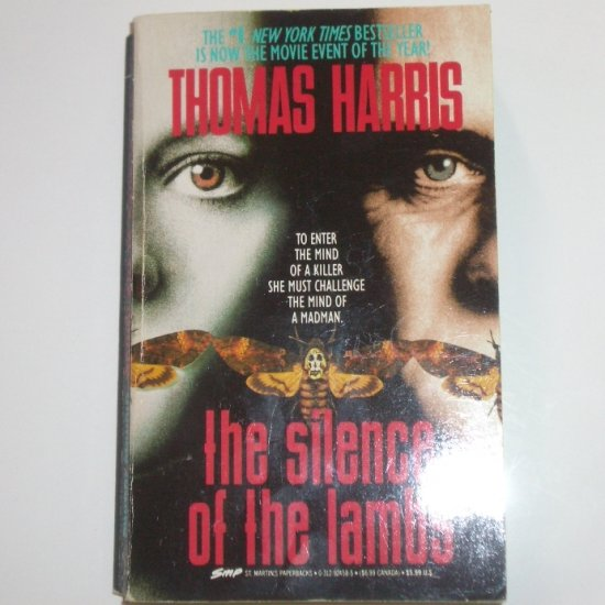 Silence of the Lambs by THOMAS HARRIS 1989 Hannibal Lechter Thriller