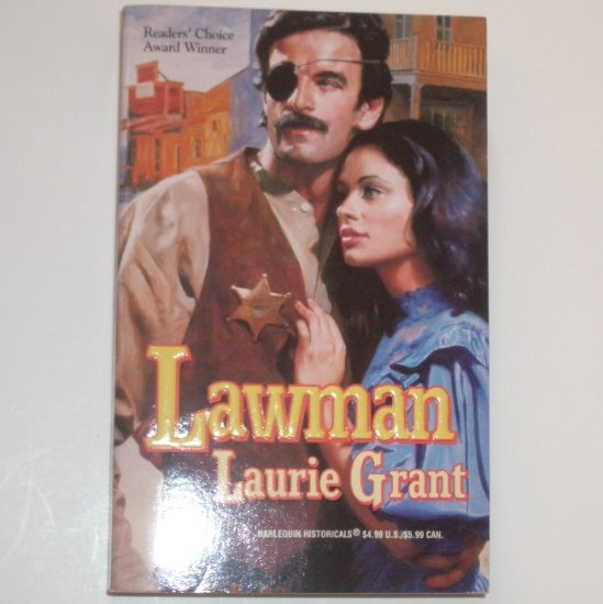 Lawman by LAURIE GRANT Harlequin Historical Western Romance No 367 1997 Devlin Series