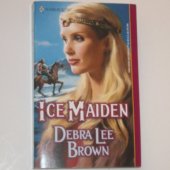 Ice Maiden by DEBRA LEE GRANT Harlequin Historical Medieval Romance 2001