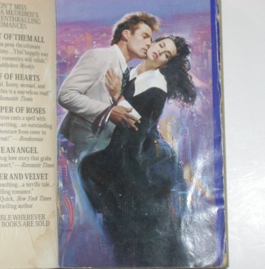 Breath of Magic by Teresa Medeiros Colonial Paranormal Witch Romance 1996