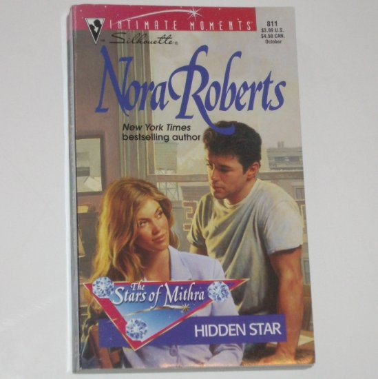 Hidden Star by NORA ROBERTS Silhouette Intimate Moments 811 Oct97 The Stars of Mithra Series