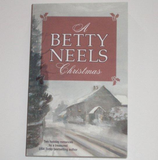 A Betty Neels Christmas by Betty Neels 2-in-1 Romance 2002