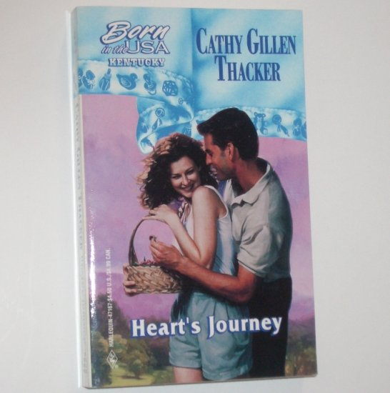 Heart's Journey by CATHY GILLEN THACKER Born in the USA Series Kentucky 1985