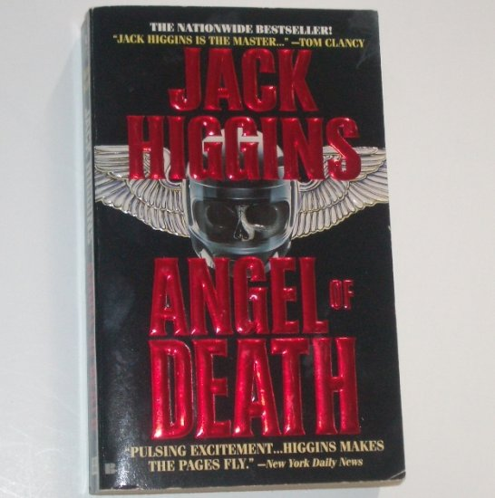 Angel of Death by JACK HIGGINS 1996 A Sean Dillon Thriller