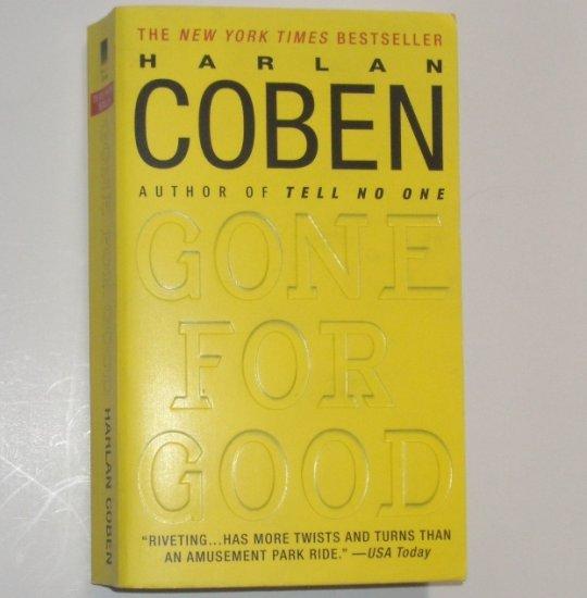 Gone For Good by HARLAN COBEN Thriller 2003
