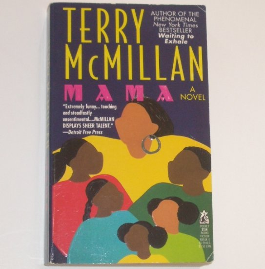 Mama by TERRY McMILLAN Fiction 1994