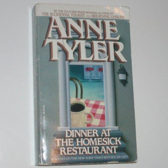 Dinner at the Homesick Restaurant by ANNE TYLER 1983