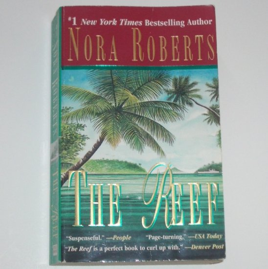 The Reef by Nora Roberts Romantic Suspense 1999