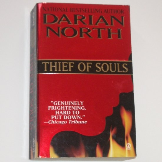 Thief of Souls by DARIAN NORTH Thriller 1998