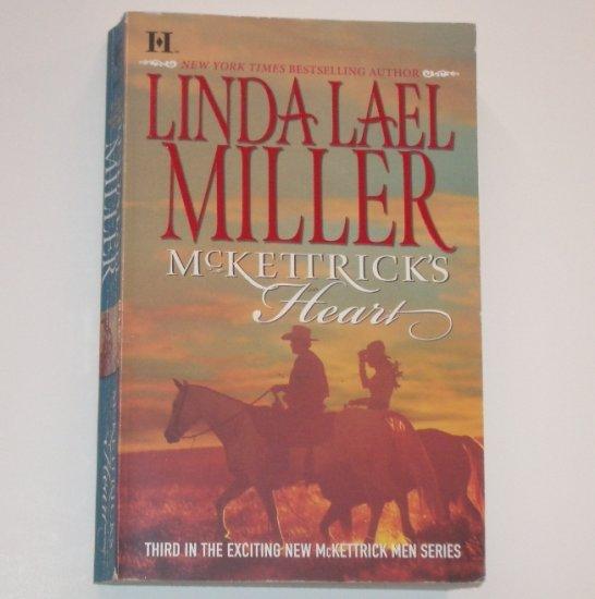 McKettrick's Heart by LINDA LAEL MILLER Western Romance 2007 The McKettrick Men Series No 3