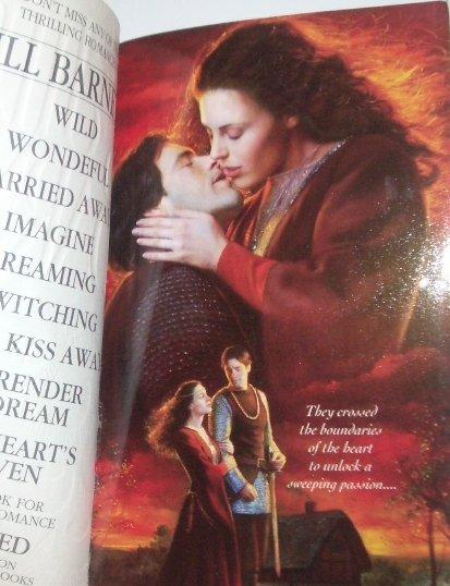 Wild by JILL BARNETT Historical Medieval Romance 1998