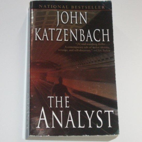 The Analyst by JOHN KATZENBACH Thriller 2003