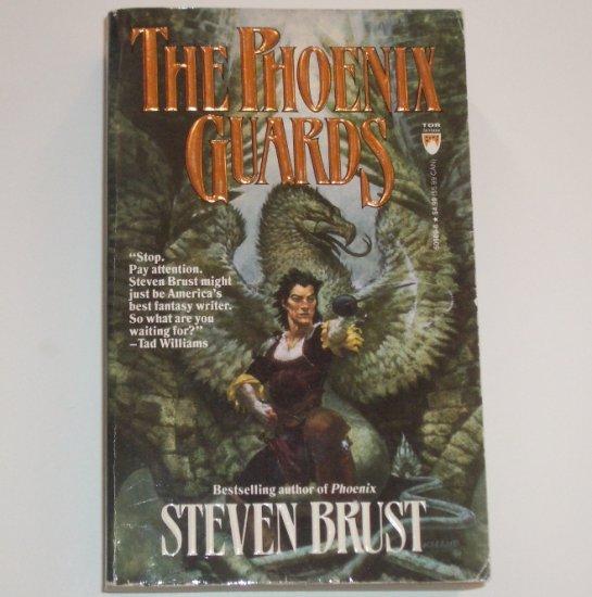 The Phoenix Guards by STEVEN BRUST Fantasy 1992