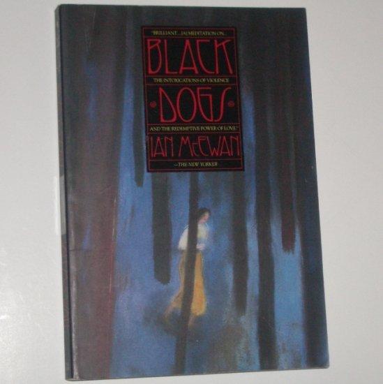 Black Dogs by IAN McEWAN Trade Size 1994