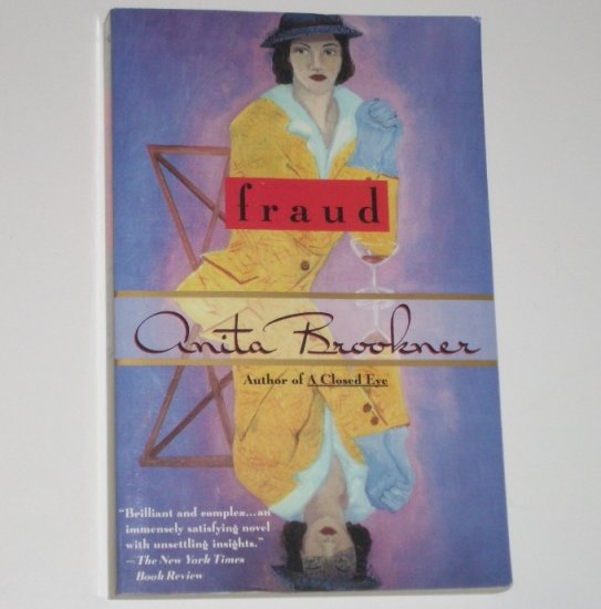 Fraud by ANITA BROOKNER Trade Size 1994
