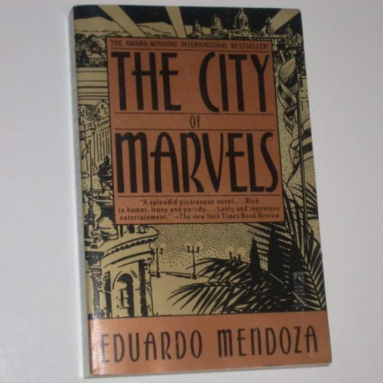 The City of Marvels by EDUARDO MENDOZA Trade Size Paperback 1990
