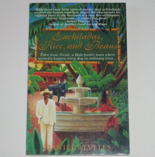 Enchiladas, Rice, and Beans by DANIEL REVELES Trade Size 1994