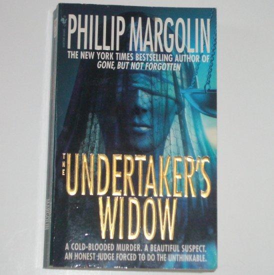 The Undertaker's Widow by PHILLIP MARGOLIN Legal Suspense Thriller 1999