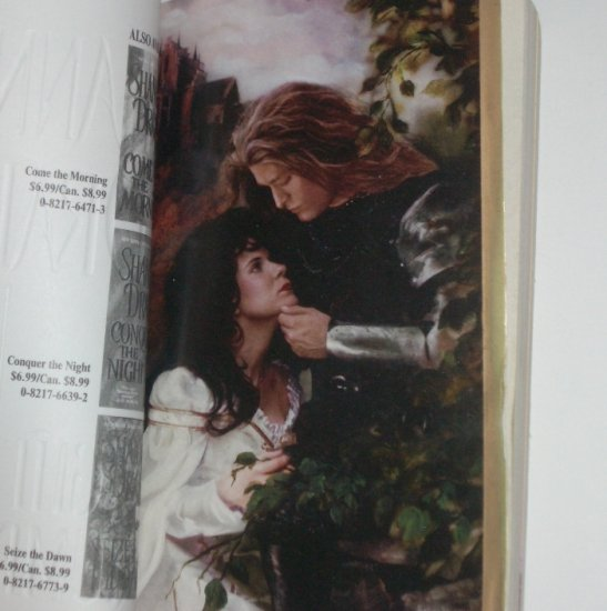 Knight Triumphant by SHANNON DRAKE Historical Medieval Romance 2002