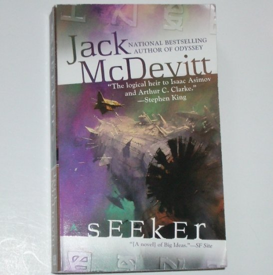 Seeker by JACK McDEVITT ACE Science Fiction 2006
