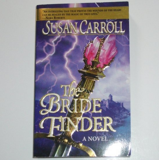The Bride Finder by SUSAN CARROLL Paranormal Ghost Romance 1999