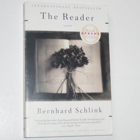 The Reader by BERNARD SCHLINK Trade Size 1998