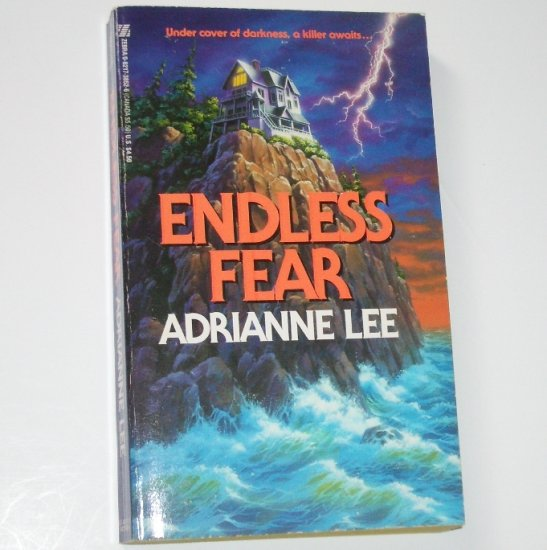 Endless Fear by ADRIANNE LEE Suspense 1992