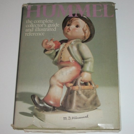 Hummel : The Complete Collectors Guide and Illustrated Reference by Eric Ehrmann 1976