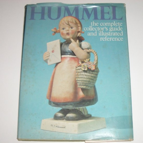 Hummel : The Complete Collectors Guide and Illustrated Reference by Eric Ehrmann 1979