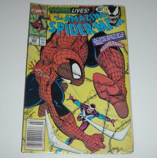 Amazing Spider-Man #345 (Marvel Comics 1991)