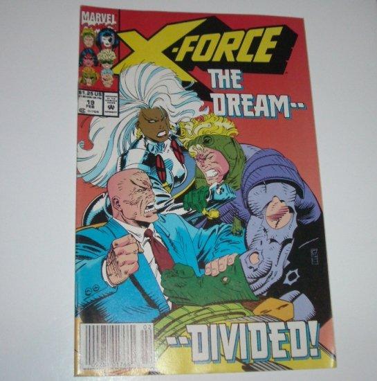 X-Force #19 (Marvel Comics 1993)