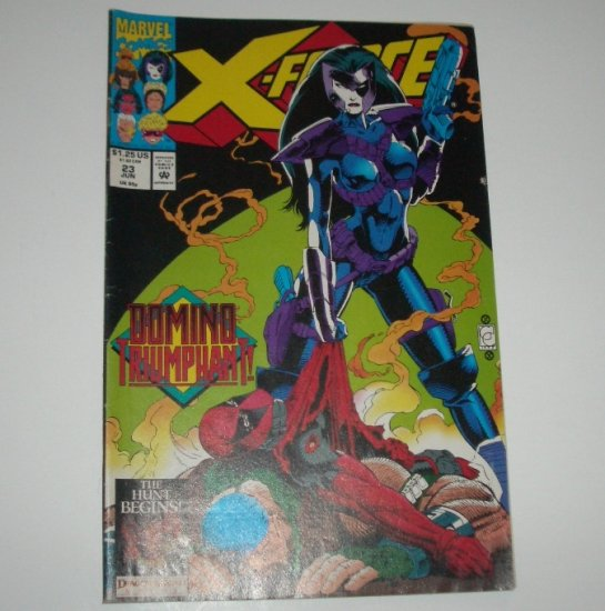 X-Force #23 (Marvel Comics 1993)