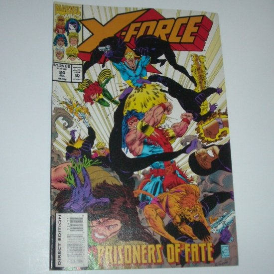 X-Force #24 (Marvel Comics 1993)