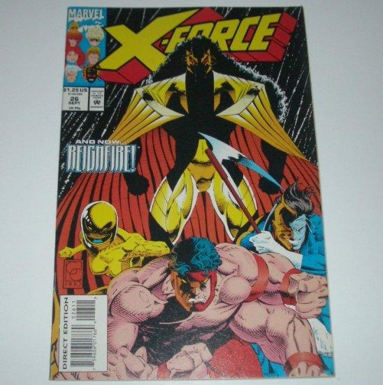 X-Force #26 (Marvel Comics 1993)