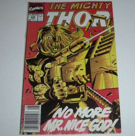 The Mighty Thor #435 (Marvel Comics 1991)