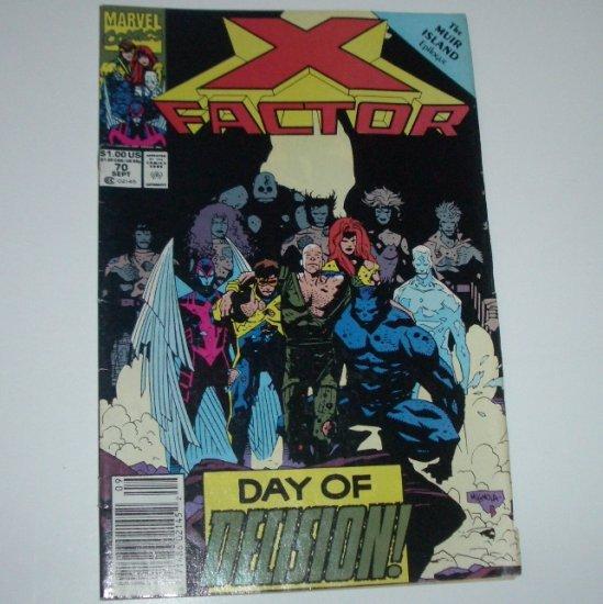 X-Factor #70 (Marvel Comics 1991)