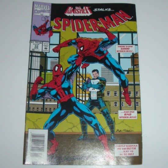Spider-Man #33 (Marvel Comics 1993)