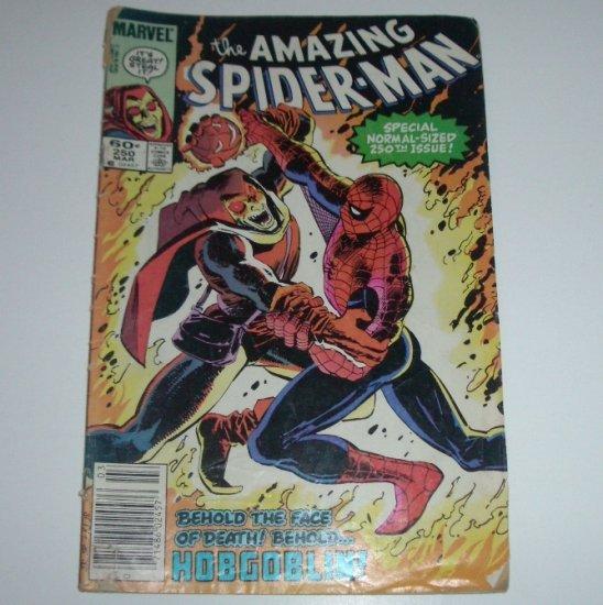 Amazing Spider-Man #250 (Marvel Comics 1984)